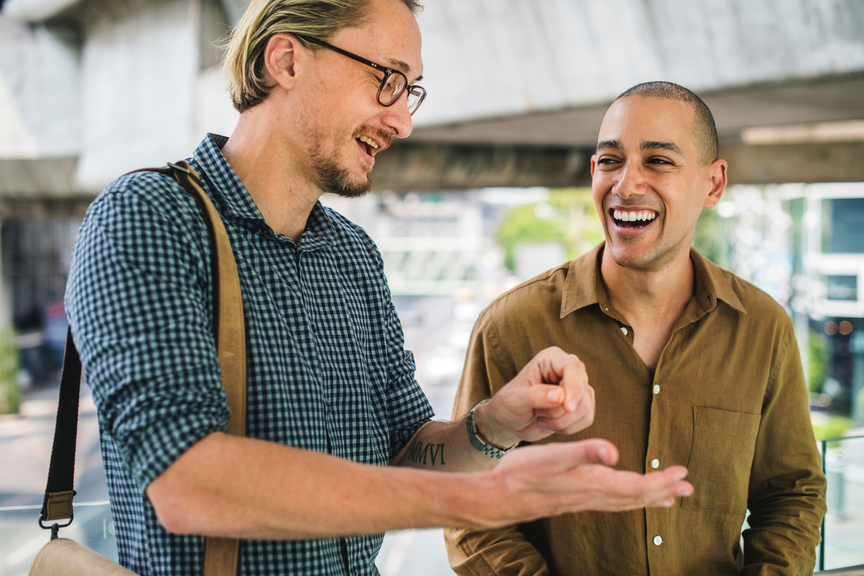 Community connection in business